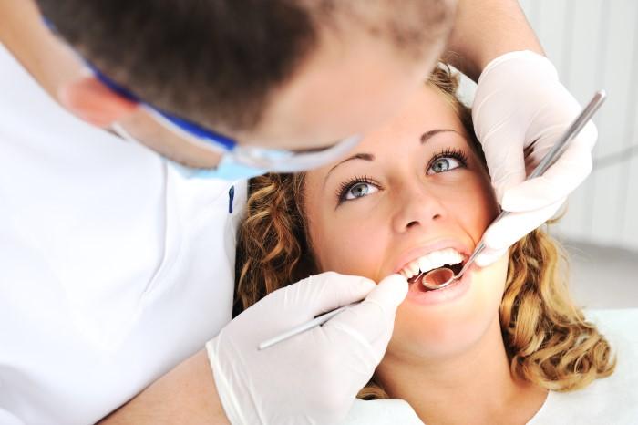 Резултат слика за trudnica kod zubara