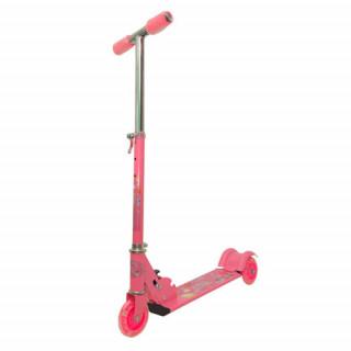 Trotinet sa tri točka pink do 40 kg, 0127129