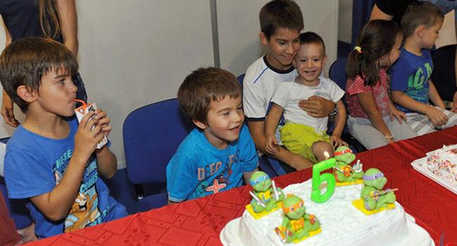 sportski rođendan Dva sata sportske žurke u Pobedniku! | Dečji sajt sportski rođendan