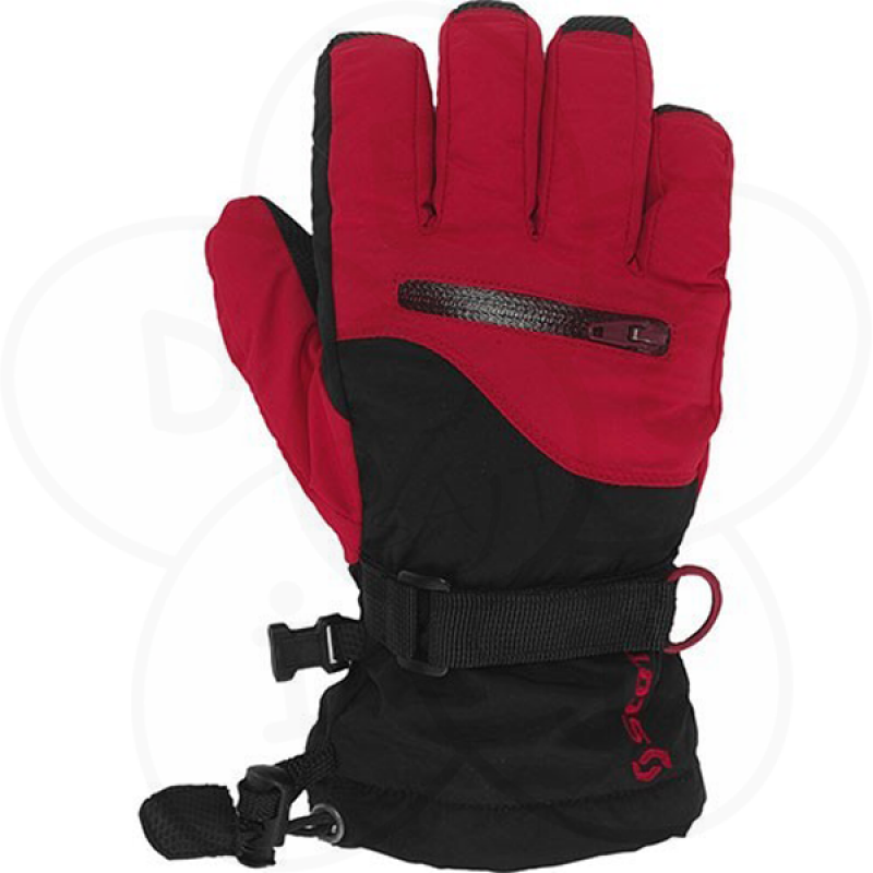 Ski rukavice Scott dečije Decker red-black SC2316801001