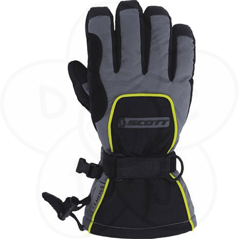 Ski rukavice SC dečije Scottie grey-black SC2245471019