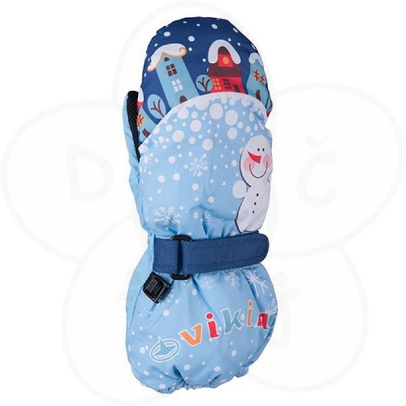 Ski rukavice Viking dečije Y Barry blue SKI12517006710
