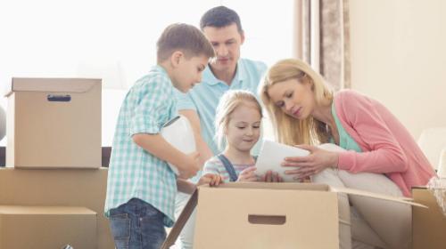 Olakšajte deci selidbu i ublažite im stres zbog promene okruženja