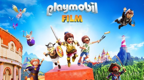 Neka te avantura dovede u bioskop - Playmobile film