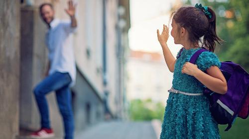 Kada je pravo vreme da školarca pustite samog na ulicu?
