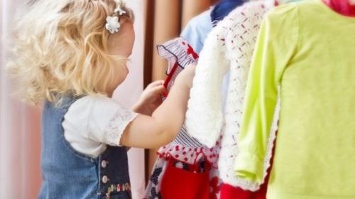 Da li je rano da petogodišnjaci sami biraju garderobu i obuću