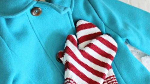 Napravite mekane, tople rukavice od starog džempera