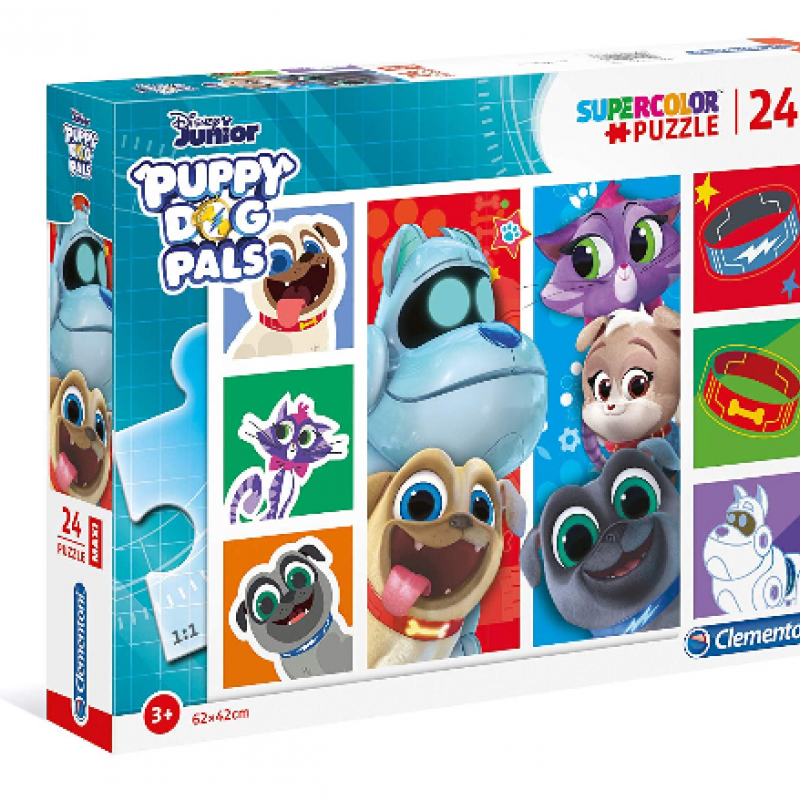 Puzzle 24  Maxi Puppy Dog Pals 24207