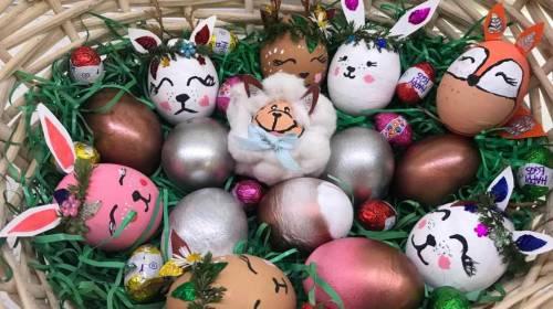 Poverite deci farbanje jaja, sigurno vas neće razočarati