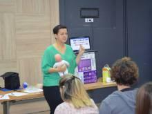Drage trudnice, organizujemo novu besplatnu online radionicu dojenja. Prijavite se!