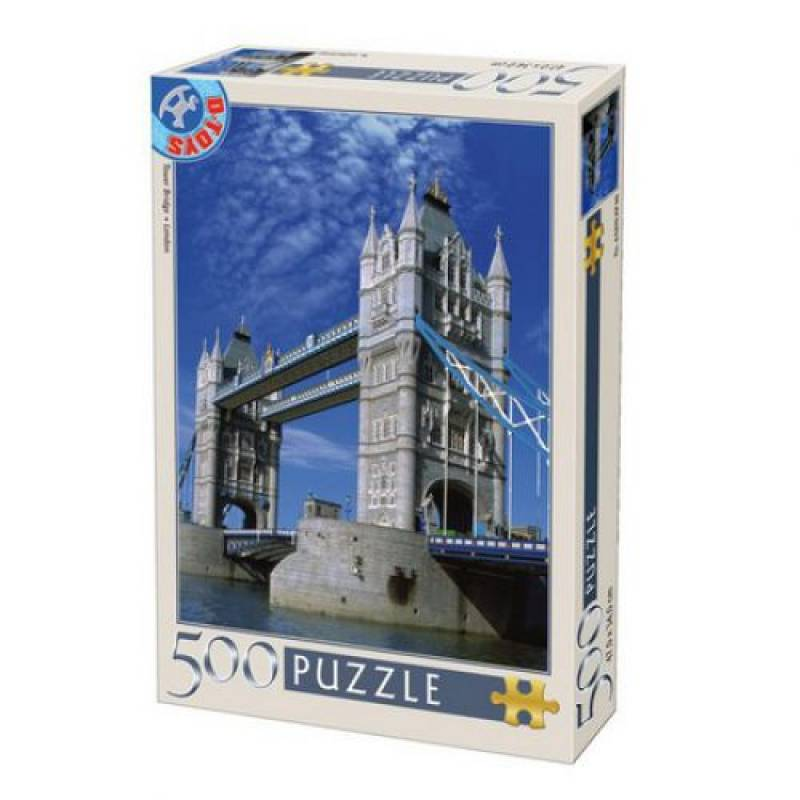 Puzzla Tower Bridge  500pcs 07/50328-16