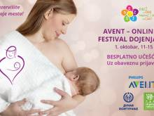 Trudnice iz Srbije, prijavite se na ONLINE festival dojenja