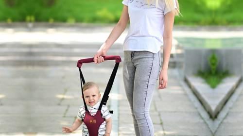 Kaiševi za prohodavanje čuvaju leđa odraslima a deci daju slobodu kretanja
