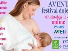 Online Avent festival dojenja za trudnice iz cele Srbije