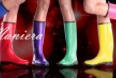 Tigar - gumene čizme za žene i decu