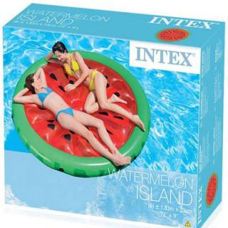 Dušek za kupanje Lubenica Ostrvo Intex 56283