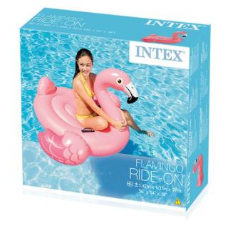 Gumena igračka Flamingo na naduvavanje Intex 57558