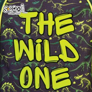 Ergonomski ranac The Wild One SC1309