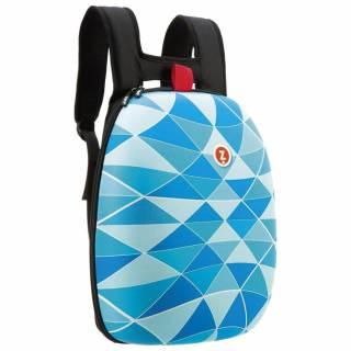 Ranac đački Shell Zipit plavi 508887