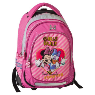 Ranac na točkiće Minnie Mouse Girls Rule 318005