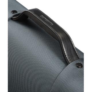 Samsonite poslovna torba BRIEFCASE 2 GUSSETS 15.6 SIVA