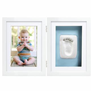 Babyprints stoni ram sa otiskom - beli  P63004