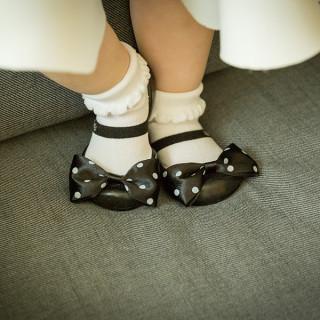 Cipelice za decu Ggomoosin Elishia Black