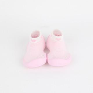 Cipelice za decu Ggomoosin Heart Meash Pink