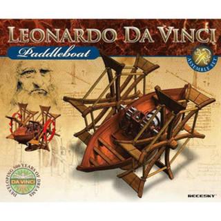 3D Leonardo Da Vinci Pedalina E273