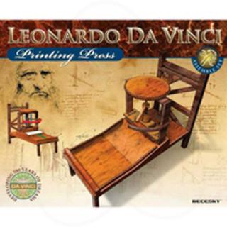 Igračke Mehano 3D Leonardo Da Vinci Štamparija E275