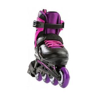Roleri Rollerblade deciji  FURY G black-pink