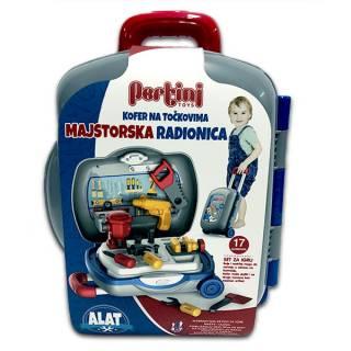 Kofer set Majstorska radionica P-0399