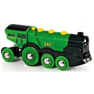 Big Green Action Locomotive Brio BR33593