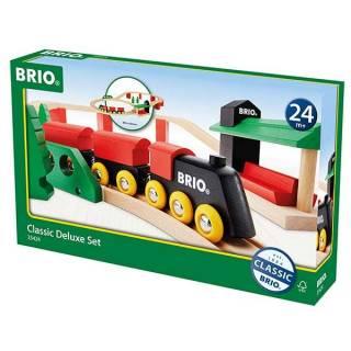 Classic Deluxe set Brio BR33424
