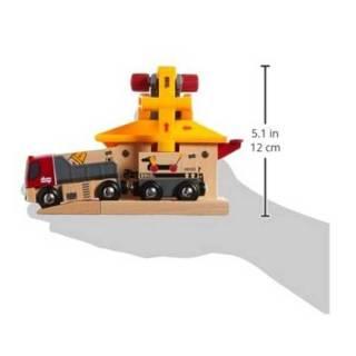 Delovi za prugu stanica za teretnu robu, 6 delova BR33280