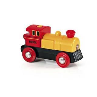 Dvostarna lokomotiva na baterije Brio BR33594