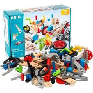 Graditeljski set 136 delova Brio BR34587