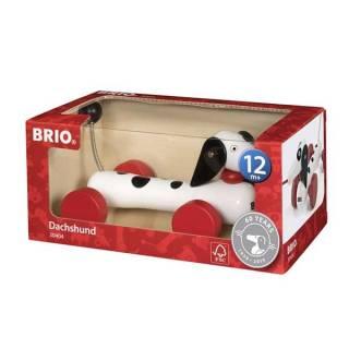 Jazavičar na potez Brio BR30404