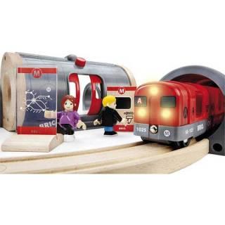 Metro železnički set Brio BR33513