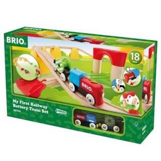 Moj prvi set vozova Brio BR33710