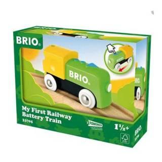 Moj prvi voz na baterije Brio BR33705