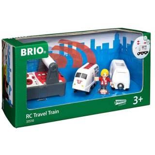Putnički voz na daljinsko upravljanje Brio BR33510