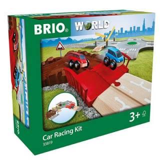 Set za trkačke automobile Brio BR33819