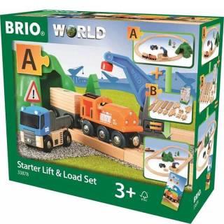 Starter set sa mašinom Brio BR33878