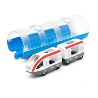 Tunel i putnički voz Brio BR33890