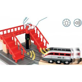 Železnički komplet-Smart tech Brio BR33873