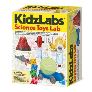 Kidzlabs Science Toys Lab 4M05529