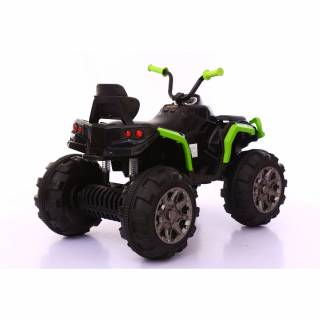 Bagi (quad) zeleni, model 107aris