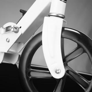 Trotinet na sklapanje model 654 sivi