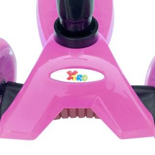 Trotinet X-TRO rozi 780231